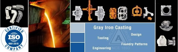 Gray Iron Casting services from Atlas Foundry - image